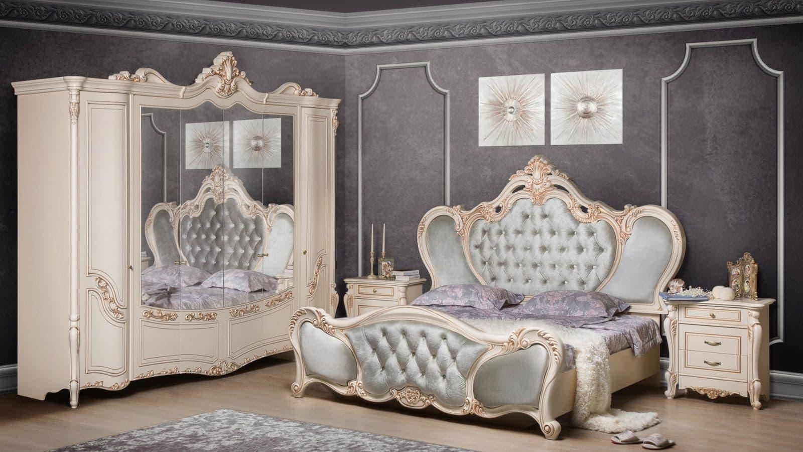 """Спальная мебель от производителя """"Беатрис"""""""