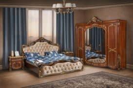 """Спальная мебель """"Амелия"""" от производителя """"СКФМ"""""""