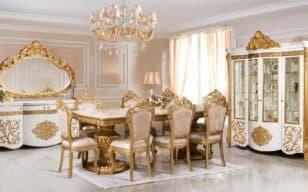 гостиная Маркиза золото